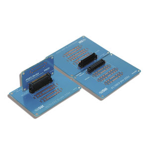 data connector / board-to-board / parallel / right-angle