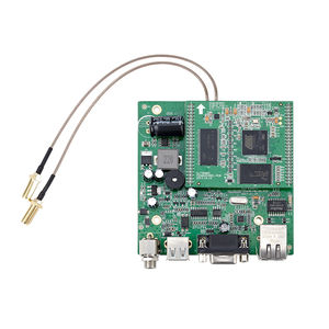 UHF RFID reader board / embedded / Ethernet / OEM
