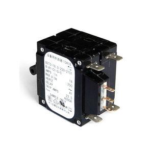 hydraulic-magnetic circuit breaker