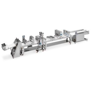 production line for the food industry / automatic