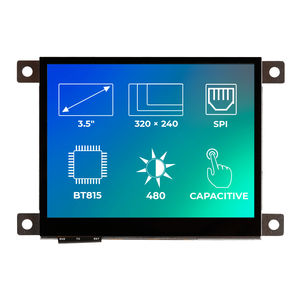 TFT display modules / 320 x 240 / built-in / industrial