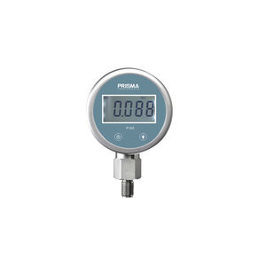 digital pressure gauge / Bourdon tube / for gas / for liquids