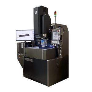 3-axis machining center / vertical / with integrated dimensional measurement / for micro-machining