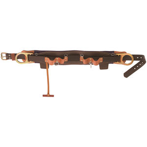 fall arrest belt