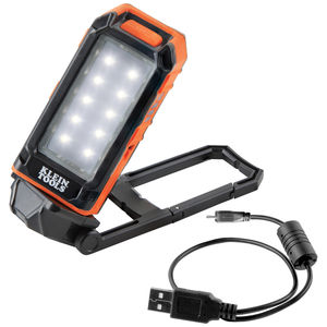 LED work light / work / rechargeable / IP54