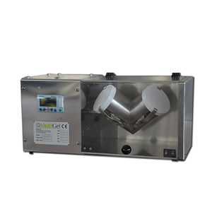 powder mixer / V / in-line / for the pharmaceutical industry
