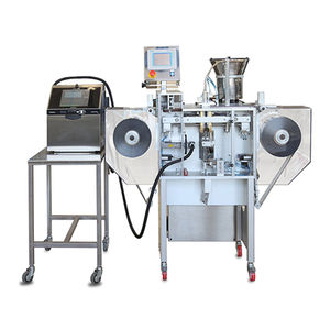 vertical bagging machine / for tablets / for the pharmaceutical industry / for the cosmetics industry
