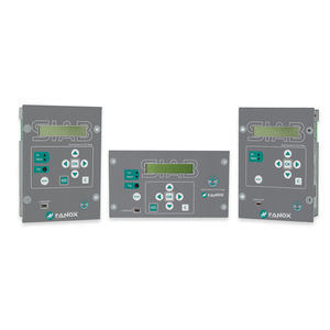 phase sequence protection relay / over-current / earth-leakage / panel-mount