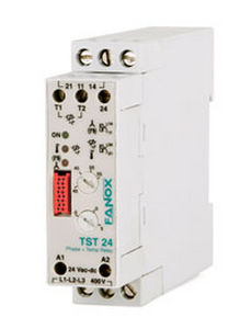 temperature control relay / phase loss / phase sequence / phase unbalance