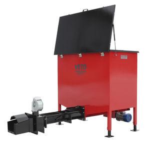 biomass burner / for heating