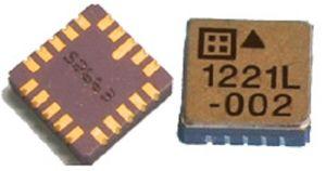 single-axis accelerometer