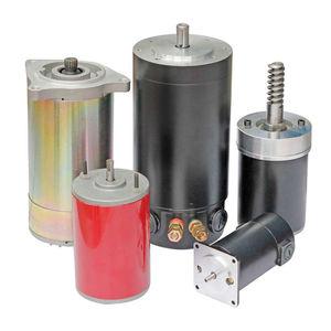 DC motor / brushed / 18V / 400 V