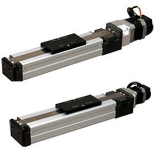 linear servo-actuator / electric / ball screw / high-speed