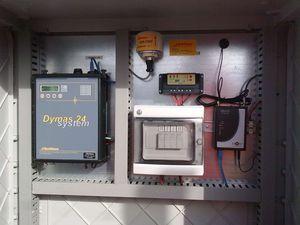 seismic monitoring system / remote / digital / portable