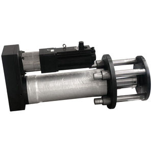 electric cylinder / double-acting / with piston rod / with servo-motor