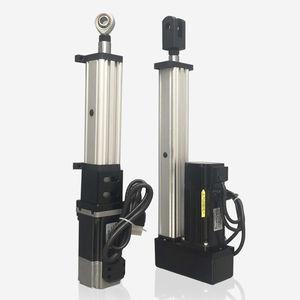 electric servo-cylinder / ball screw / compact / precision