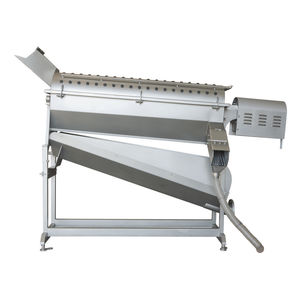 automatic poultry skinning machine / for chickens / stand-alone