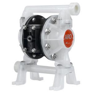 double-diaphragm pump