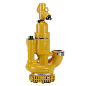 water pump / slurry / for lubricants / pneumatic