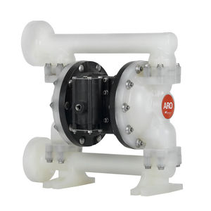 diaphragm pump / water / for wastewater / for chemicals