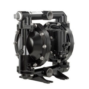 diaphragm pump / for chemicals / for industrial water / air-driven