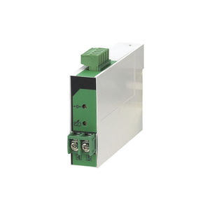 DIN rail current transmitter