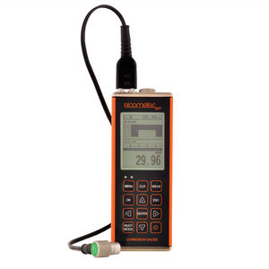 corrosion thickness gauge / B-scan / handheld