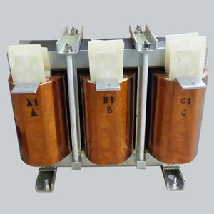 filter coil / three-phase / for solar inverters / copper wire