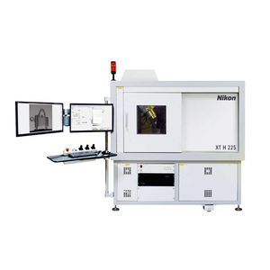 X-ray inspection machine / computed tomography / measurement