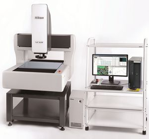 video measuring system / parts / for industrial applications / CNC