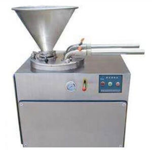 sausage filling machine / for the food industry / automatic