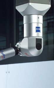 measurement touch probe head