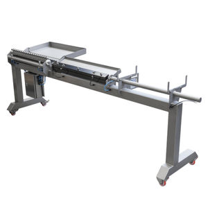 eel skewering machine