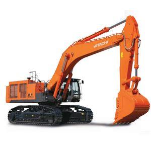 large excavator / crawler / Tier 4 - intermediate / construction