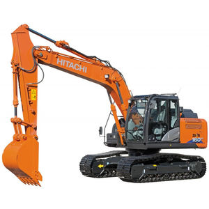 medium excavator / crawler / construction / mining and quarrying