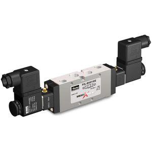 pilot-operated pneumatic directional control valve / 3/2-way / 5/2-way / 5/3-way