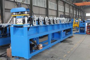 other products forming machine / steel / automatic / continuous