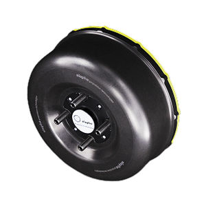 electric vehicle wheel motor / DC / synchronous / liquid-cooled