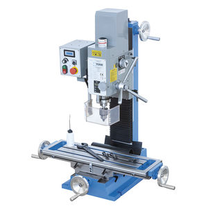 variable speed drilling and milling machine