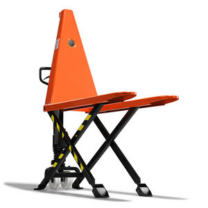 hand pallet truck / transport / scissor / high-lift