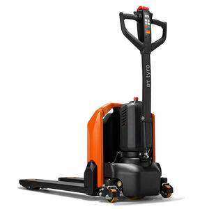 electric pallet truck / walk-behind / handling / transport