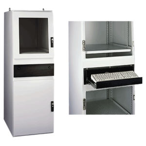 floor-mounted electric cabinet