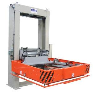 horizontal strapping machine