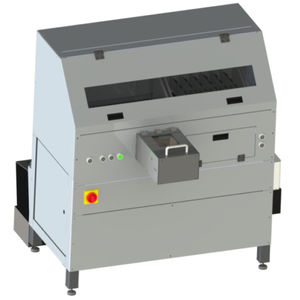 UV inkjet printing machine / digital / multi-color / for bottles