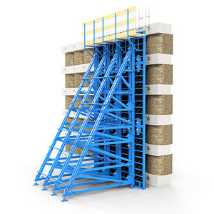 facade formwork system / for concrete