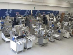 dry pasta production line / short-cut / long-cut / lasagna