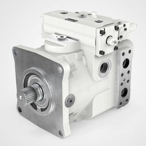 hydraulic axial piston pump / high-pressure / variable-displacement / rugged