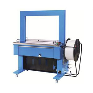 automatic strapping machine / for cardboard boxes / for parcels / mobile