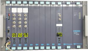 machine protection monitoring system