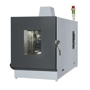 humidity and temperature test chamber / environmental / for materials testing machines / stainless steel